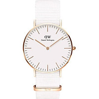 Daniel Wellington Classic Dover Rose White 36mm DW00100309