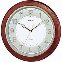 Đồng hồ treo tường RHYTHM - JAPAN CMG266BR06 (Kích thước 34.0 x 4.0cm)