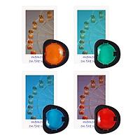 Bộ 4 Lens Color Cho Máy Ảnh Instax Mini 90 LEN02 – Hàng Nhập Khẩu