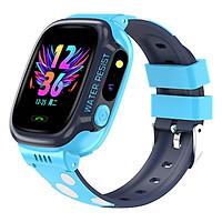 Đồng hồ định vị trẻ em Love Kids chống nước tiêu chuẩn IP67 màn hình cảm ứng tiếng việt