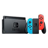 Máy Chơi Game Nintendo Switch Với Neon Blue Và Red Joy‑Con (Xanh Đỏ) - Hàng Nhập Khẩu