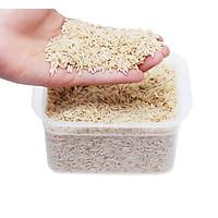 Combo 2 hộp Gạo Hữu Cơ Hoa Nắng - Gạo Lứt 2kg