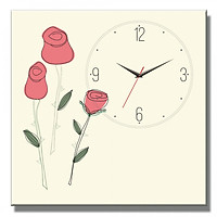 Tranh đồng hồ B2Q-1T40013