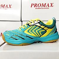 Giày Promax chuyên dụng chơi chơi cầu lông, bóng chuyền, bóng bàn cho nam, nữ Mã PR-20018 đế cao su non, da PU (4 màu đủ size từ 36-44)
