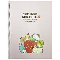 Sổ Lò Xo Magic Channel Sumikko Gurashi SG-01-106-E