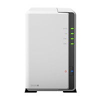 Thiết bị lưu trữ qua mạng DiskStation DS220j - Hàng Nhập Khẩu