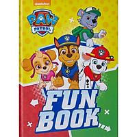 Paw Patrol Fun Book - Chú Chó Cứu Hộ