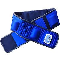 Đai massage giảm mỡ bụng X5- xanh dương