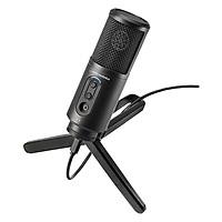 Micro  Audio Technica ATR2500X-USB - USB Condenser Cho Streamer, Kết Nối Type-C, Hướng Thu Cardioid - Hàng Chính Hãng