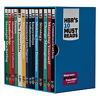 Harvard Business Review's 10 Must Reads Ultimate Boxed Set (14 Books)