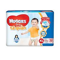 Tã quần Huggies Dry Pants Jumbo XL 32 miếng