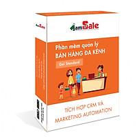 Phần mềm quản lý bán hàng đa kênh iamSale - Standard - 1 năm