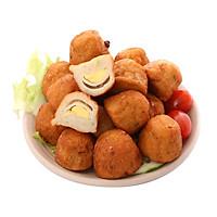 [Chỉ Giao HCM] - Chả cá trứng cút gói 500g