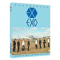 Photobook EXO Present gift