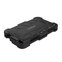 Hộp Đựng Ổ Cứng Di Động HDD Box ORICO 2719U3( Màu đen) USB3.0/2.5 Nhựa ABS+Silica gel - Hàng Chính Hãng
