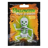 Vòng Cổ, Bộ Xương Phát Sáng 4 Loại Màu Halloween Uncle Bills Uh00025
