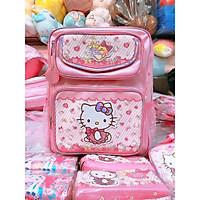 Balo lớp 5 cho bé Hello Kitty (KTW411)