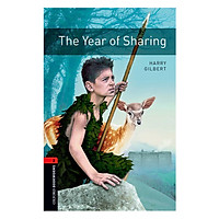 Oxford Bookworms Library (3 Ed.) 2: The Year of Sharing