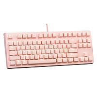 Bàn phím chơi game cơ E-DRA EK387 Dream Pink - Hàng chính hãng
