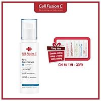 Tinh Chất Dịu Da Cho Mọi Loại Da Cell Fusion C First Cure Serum 50ml