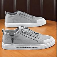 Giày Sneaker nam phong cách thể thao , giầy thể thao nam đế dập chữ cao cấp AVI - 404