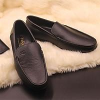 Giày mọi nam basic da bò cao cấp UDANY - GLN20