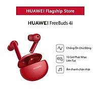 Tai Nghe Không Dây Huawei FreeBuds 4i | Chống Ồn Chủ Động | 10 Giờ Phát Nhạc Liên Tục | Âm Thanh Chân Thật | Hàng Phân Phối Chính Hãng