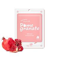 Mặt nạ MJCare ON Pomegranate chiết xuất lựu - dưỡng trắng, chống lão hóa