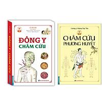 Combo Đông y châm cứu (bìa mềm)+Châm Cứu Phương Huyệt (Bìa Mềm)