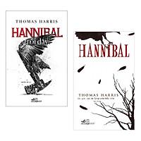 Combo 2 Cuốn Văn Học : Hannibal Trỗi Dậy + Hannibal ( Những Cuốn Văn Học Trinh Thám Hấp Dẫn )