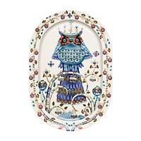 Đĩa sứ Taika hình oval, kích thước 41cm Iittala