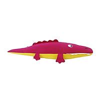 Gối Ôm Hình Con Cá Sấu Hometex - Hồng Cánh Sen (95 x 30 cm)