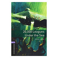 Oxford Bookworms Library (3 Ed.) 4: Twenty Thousand Leagues Under The Sea Audio CD Pack
