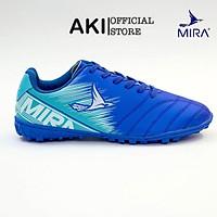 Giày đá bóng cỏ nhân tạo Mira Pro Xanh Dương thể thao nam chính hãng đẹp rẻ - PR001