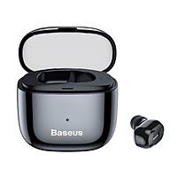 Tai nghe Bluetooth Baseus Encok Wireless Earphone A03 (Bluetooth V5.0, Voice Assitant, Charging Case, Waterproof) - Hàng Chính Hãng