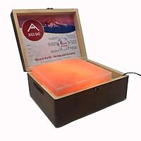 Hộp đá muối Himalaya Massage chân mặt đá PHẲNG (NDP) - Đá Muối SALA