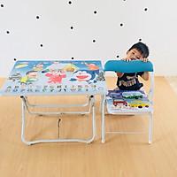 Bộ bàn ghế xếp cho bé 50x70 cao 52cm