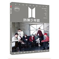 Photobook BTS New nền xám