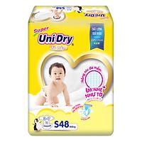 Tã Dán Cho Bé Cho Bé Unidry (G6+) Size S48 (48 miếng)