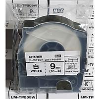 LM-TP509W Nhãn trắng dùng cho máy in đầu cốt LM-550