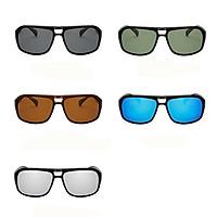 Women Men Stylish Square Sports Driving Polarized Sunglasses