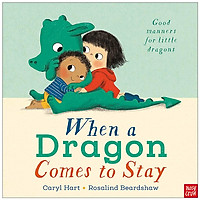 When a Dragon Comes to Stay (Paperback)