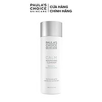Sữa rửa mặt dịu nhẹ Paula's Choice Calm Redness Relief Cleanser Oily Skin