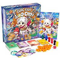 Boardgame Lớp Học Mật Ngữ - Cuộc Đua Sao Chổi