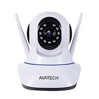 Camera Quan Sát IP Wifi Avatech 7300C Full HD 1080P - Hàng Chính Hãng