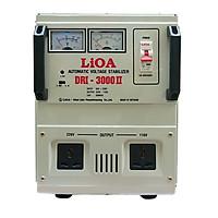 Ổn áp 1 pha LiOA DRI-3000 II