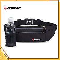 Túi đeo hông, đai bụng GoodFit chạy bộ có ngăn đựng nước chuyên biệt GF108RB