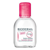 Tẩy Trang Bioderma Micellaire Solution Sensibio