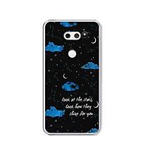 Ốp lưng dẻo cho điện thoại LG V30 - 0464 SHINEFORYOU - Hàng Chính Hãng