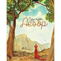 Sách - Ngụ ngôn Aesop (TB 2020) (tặng kèm bookmark thiết kế)